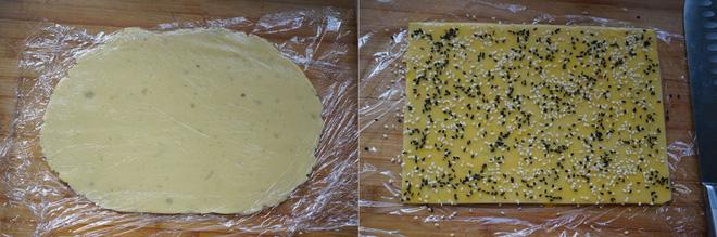 Cuối tuần rảnh làm bánh khoai lang để dành ăn dần vừa ngon lại vừa lành - Ảnh 4.