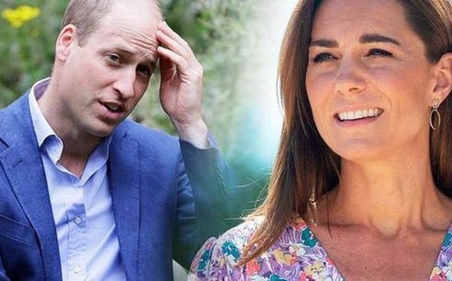 Hoàng tử William thừa nhận từng làm Công nương Kate 'giận tím mặt' vì món quà tặng hồi còn hẹn hò, đến giờ vợ vẫn nhắc chuyện cũ