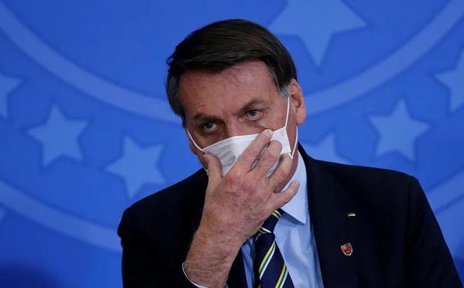 Tổng thống Brazil: Hầu như ai rồi cũng sẽ mắc Covid-19