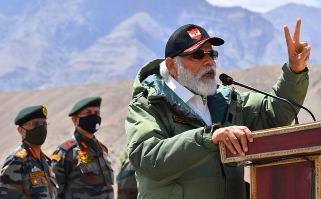 Căng thẳng chưa yên, Ấn Độ sẽ điều thêm 35.000 quân lên biên giới với Trung Quốc