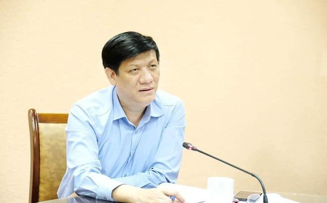 GS Nguyễn Thanh Long: Không được bỏ sót các trường hợp nghi ngờ vì 40% ca bệnh Covid-19 không có triệu chứng
