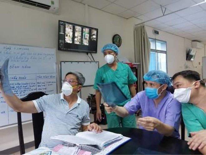 Thứ trưởng Bộ Y tế Nguyễn Trường Sơn: Đã kiểm soát, khống chế được ổ dịch Đà Nẵng - Ảnh 1.