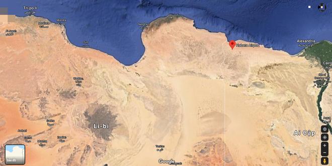Ai Cập sẽ đè bẹp Thổ Nhĩ Kỳ bằng không quân, Ankara đứng hòng tiến vào Sirte - Ảnh 2.