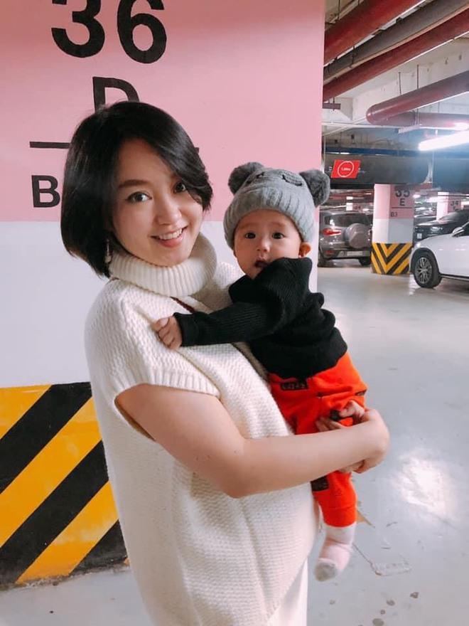 Cựu hot girl Mi Vân và công cuộc giảm 22kg sau sinh, lấy lại nhan sắc trông mòn con mắt - Ảnh 3.
