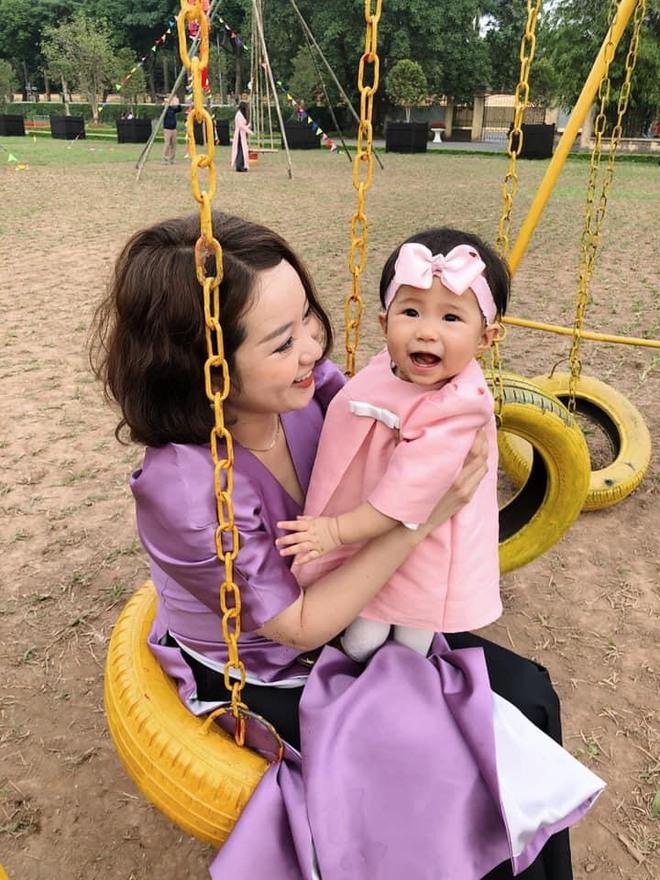 Cựu hot girl Mi Vân và công cuộc giảm 22kg sau sinh, lấy lại nhan sắc trông mòn con mắt - Ảnh 6.