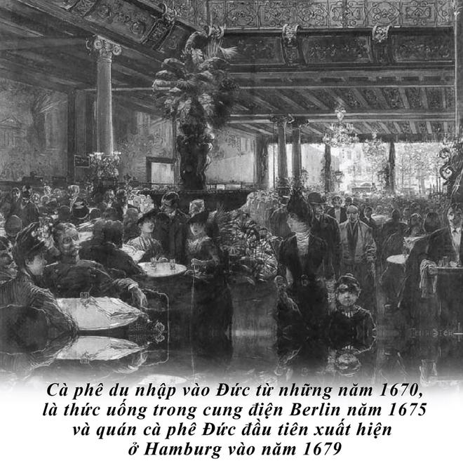 Cà phê và sách - công thức thịnh vượng của người Đức - Ảnh 2.