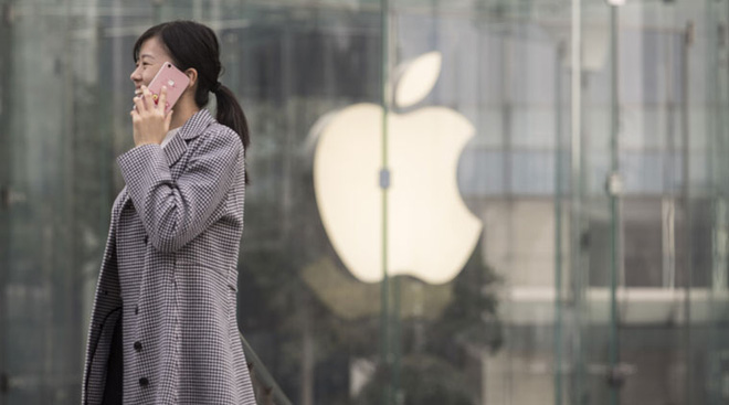 Lệnh cấm WeChat - Hay cách ông Trump nâng tảng đá đập vào chân Apple như thế nào? - Ảnh 3.