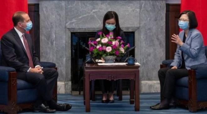 Chiến đấu cơ Trung Quốc lọt vào tầm bắn của tên lửa Đài Loan - ảnh 1