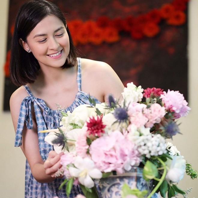 Mỹ nhân đẹp nhất Philippines U40 vẫn trẻ trung gợi cảm - Ảnh 6.