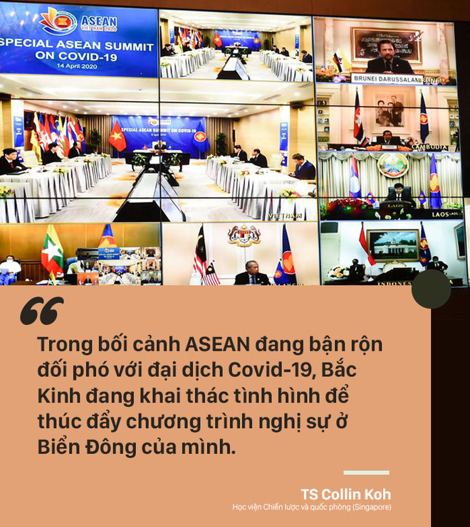 TQ lợi dụng Covid để tăng sức ép ở Biển Đông: Quốc gia kín tiếng trong ASEAN cũng bất bình - Ảnh 2.