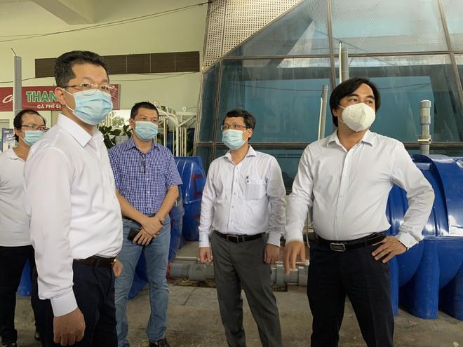 Tiết lộ bất ngờ về bệnh viện dã chiến Tiên Sơn trước giờ mở cửa đón bệnh nhân Covid-19 - Ảnh 2.