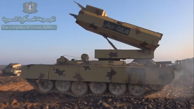 Căn cứ Nga bị tấn công, tên lửa hạ gục hàng loạt mục tiêu - QĐ Syria bắn siêu rocket dằn mặt Thổ Nhĩ Kỳ - Ảnh 1.