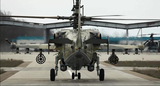 Trực thăng 'cá sấu' Ka-52M của Nga vừa được hiện đại hóa những gì? - Ảnh 1.