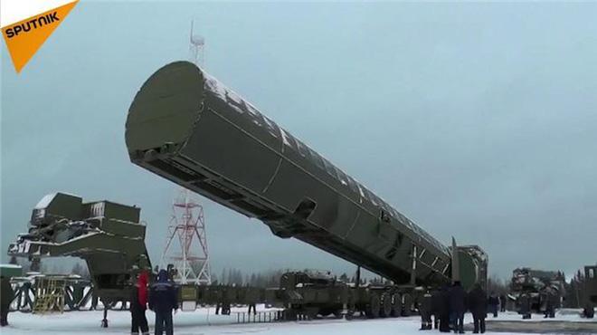 Quân đội Nga sắp sửa tiếp nhận vũ khí Quỷ Địa ngục: Uy lực khủng khiếp - Ảnh 1.