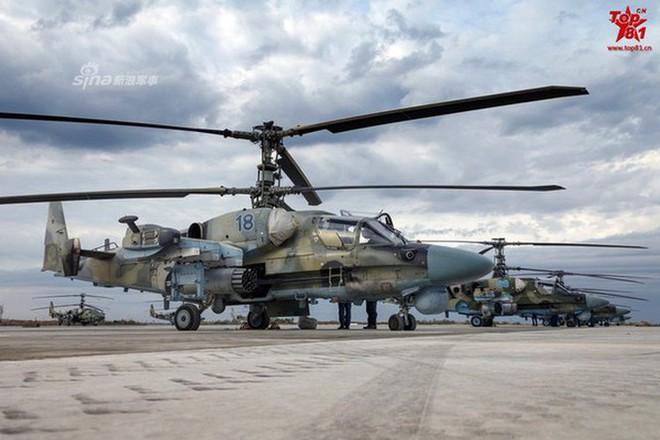 Trực thăng 'cá sấu' Ka-52M của Nga vừa được hiện đại hóa những gì? - Ảnh 3.