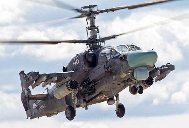 Trực thăng 'cá sấu' Ka-52M của Nga vừa được hiện đại hóa những gì? - Ảnh 4.