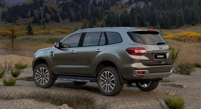 Mạnh tay giảm 200 triệu đồng, Ford Everest đang có mức giá thấp chưa từng có - Ảnh 8.