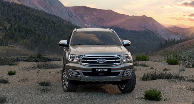 Mạnh tay giảm 200 triệu đồng, Ford Everest đang có mức giá thấp chưa từng có - Ảnh 3.
