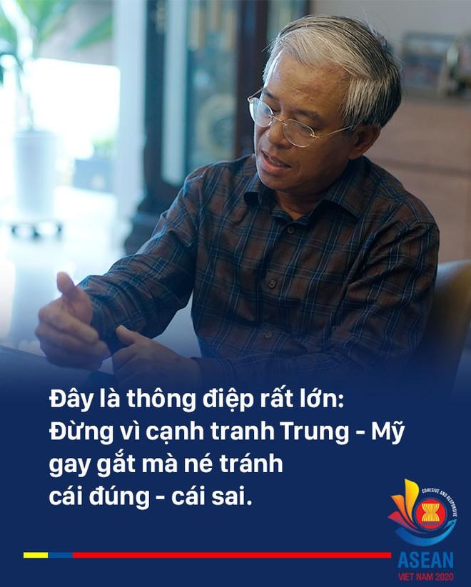 Tuyên bố chưa từng có tiền lệ của ASEAN: Dấu ấn Việt Nam, câu chuyện với các nước lớn và vấn đề Biển Đông - Ảnh 4.