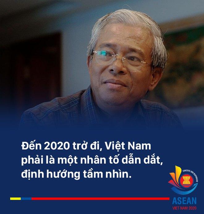 Tuyên bố chưa từng có tiền lệ của ASEAN: Dấu ấn Việt Nam, câu chuyện với các nước lớn và vấn đề Biển Đông - Ảnh 7.