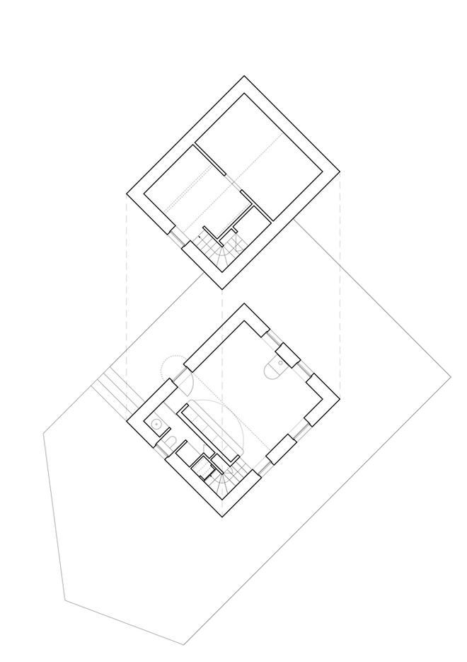 Ngôi nhà với bề ngoài đẹp như tranh vẽ nhưng bên trong khiến không ít người ngỡ ngàng - Ảnh 10.