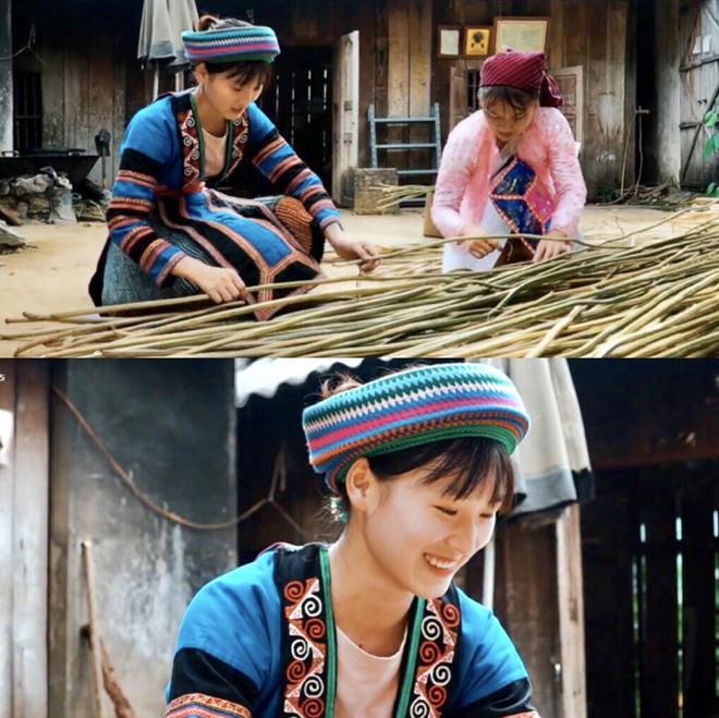 Thiếu nữ Hmông xinh đẹp lọt vào ống kính khách du lịch, danh tính của cô khiến tất cả tò mò - Ảnh 4.