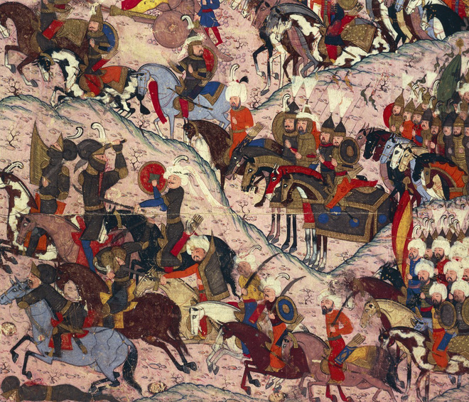 """Khuynh đảo Trung Đông, Thổ Nhĩ Kỳ muốn viết tiếp """"giấc mơ bá chủ"""" của Đế chế Ottoman? - ảnh 1"""