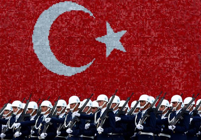 """Khuynh đảo Trung Đông, Thổ Nhĩ Kỳ muốn viết tiếp """"giấc mơ bá chủ"""" của Đế chế Ottoman? - ảnh 2"""