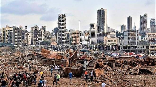 Bốn thảm họa kinh khủng nhất tại các cảng thế giới - ảnh 1