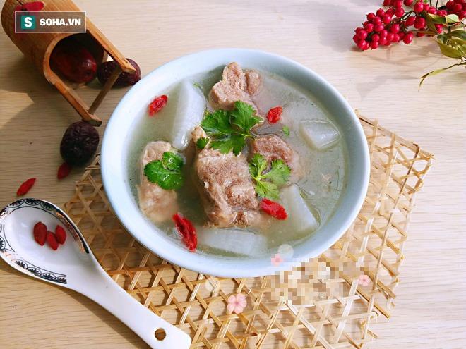 Sườn heo hầm củ cải: Món ăn nổi tiếng Đông y hóa ra có nhiều lợi ích sức khỏe bất ngờ - Ảnh 2.