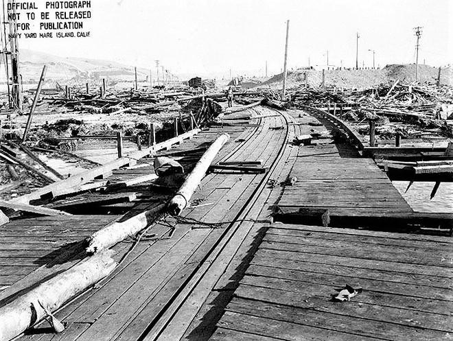 Bốn thảm họa kinh khủng nhất tại các cảng thế giới - ảnh 3