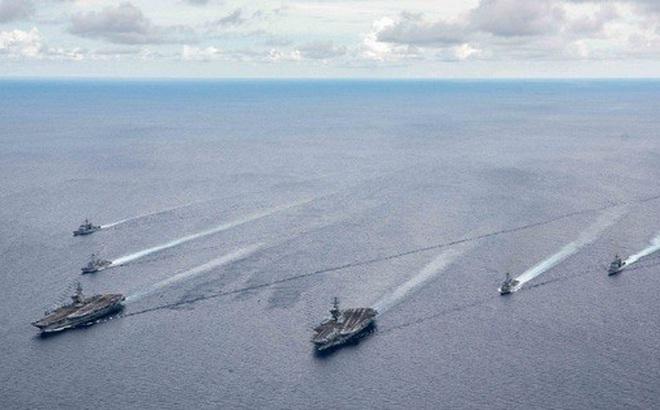 Trung Quốc yêu cầu binh sĩ kiềm chế với Mỹ trên biển Đông