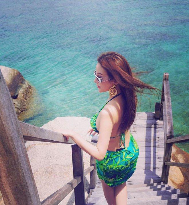 Huyền Baby đăng ảnh bikini nóng bỏng - Ảnh 4.