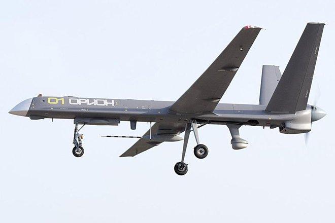 Điểm danh các UAV tấn công tầm xa của Nga sẽ ra mắt trong năm 2021 - Ảnh 2.