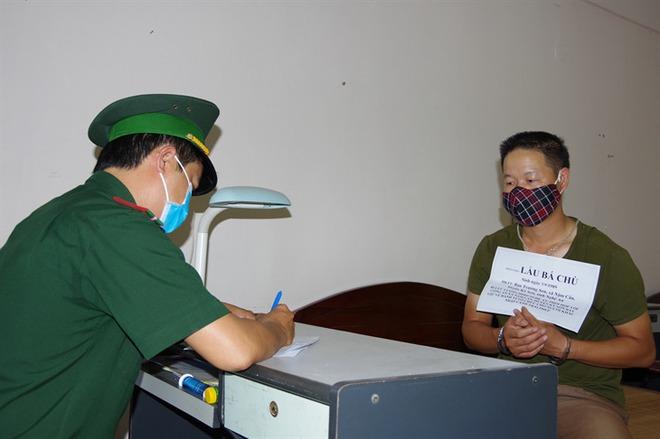 Nghệ An khẩn trương tìm 4 người Trung Quốc nhập cảnh trái phép - Ảnh 1.