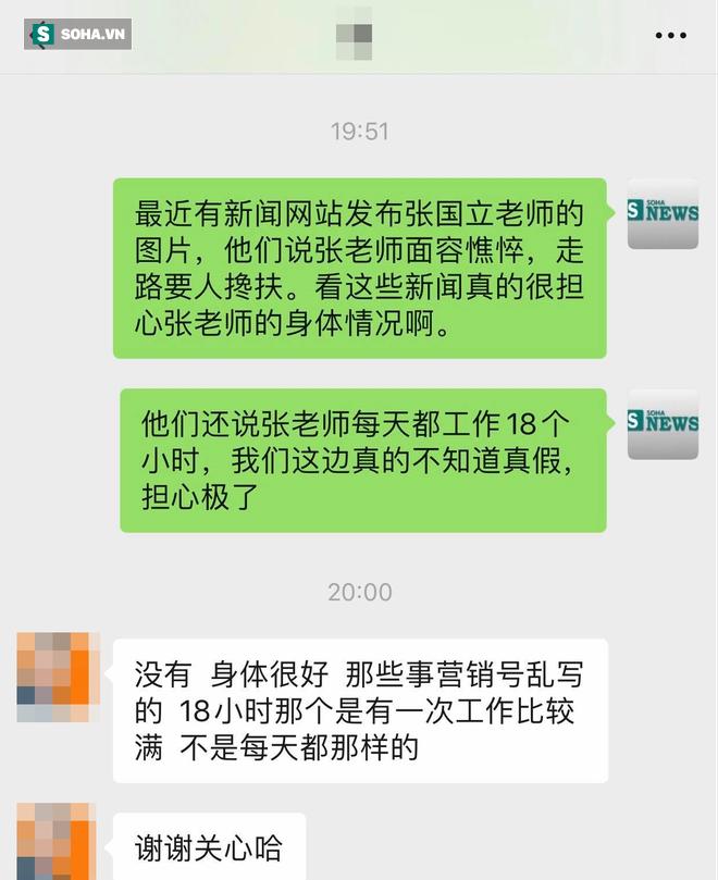 """Phỏng vấn độc quyền: """"Càn Long"""" Trương Quốc Lập bức xúc về thông tin tiều tụy, làm việc 18 tiếng/ngày - Ảnh 5."""