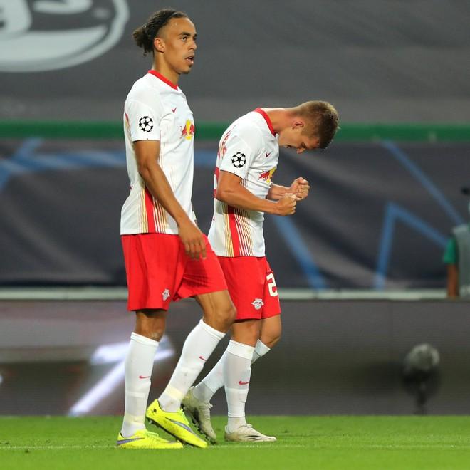 Champions League: Binh đoàn hắc ám bất ngờ sụp đổ, Neymar và PSG mở cờ trong bụng - Ảnh 2.
