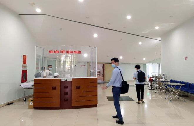 Những hình ảnh về Bệnh viện Dã chiến Tiên Sơn ở Đà Nẵng sắp đưa vào sử dụng - Ảnh 14.