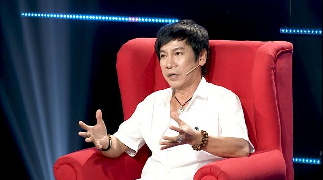 Lê Huỳnh nói về vợ hai kém 30 tuổi: Trời ban cho tôi một cô vợ trẻ đẹp - Ảnh 1.