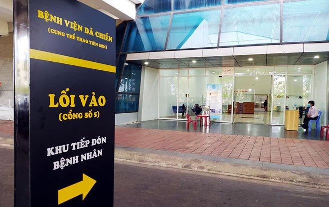 Những hình ảnh về Bệnh viện Dã chiến Tiên Sơn ở Đà Nẵng sắp đưa vào sử dụng - Ảnh 7.