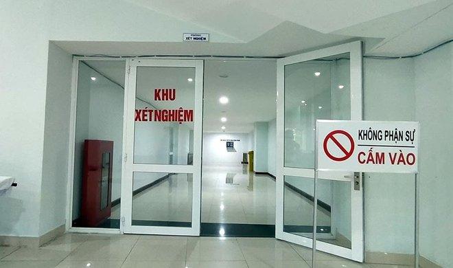 Những hình ảnh về Bệnh viện Dã chiến Tiên Sơn ở Đà Nẵng sắp đưa vào sử dụng - Ảnh 10.