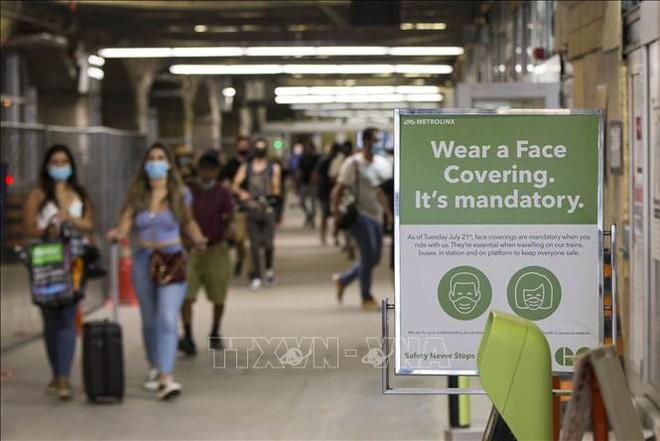 Diễn biến COVID-19 tới 6 giờ sáng 14/8: Thế giới vượt 21 triệu ca bệnh; Ấn Độ nhiều ca mắc hàng ngày nhất - ảnh 1