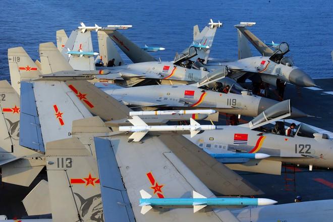 Kịch bản Trung Quốc đối đầu Nhật Bản, Mỹ ra tay can thiệp trên biển Hoa Đông - ảnh 1