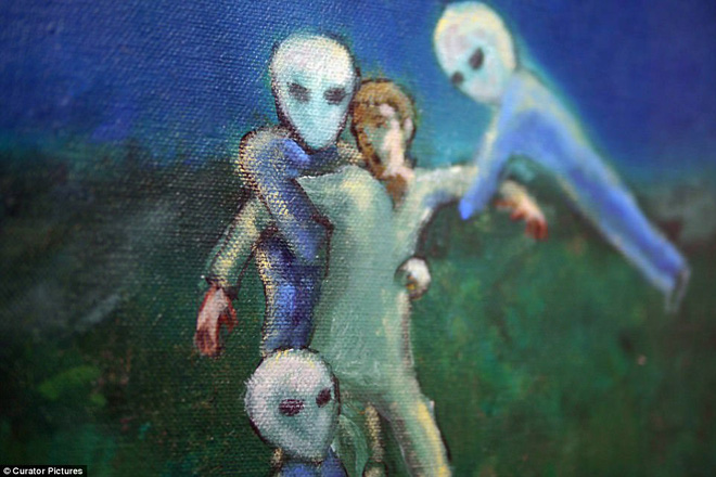 Câu chuyện kỳ lạ của cụ ông 74 tuổi tiết lộ bị người ngoài hành tinh quyến rũ, đẻ ra 60 đứa con lai nhưng không một ai được thấy mặt - Ảnh 4.