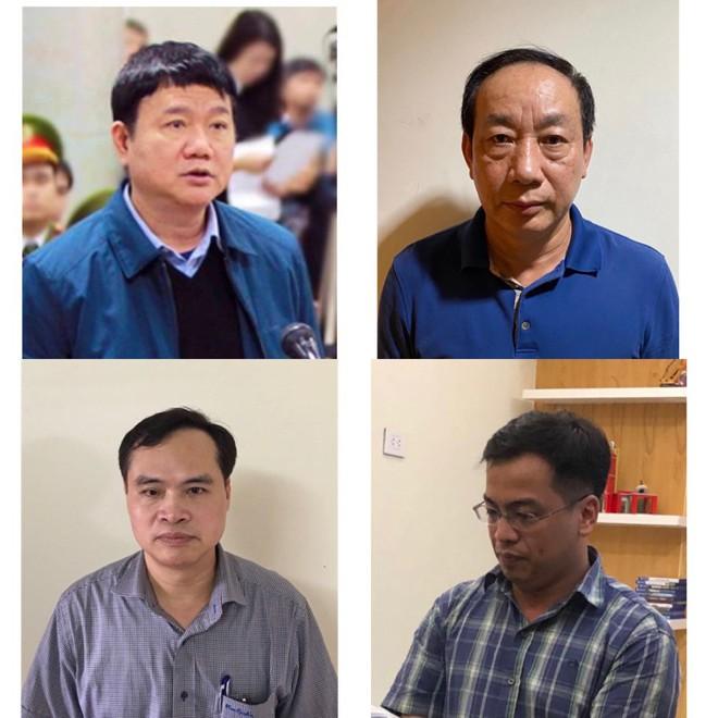 Khởi tố cựu Thứ trưởng GTVT Nguyễn Hồng Trường và ông Đinh La Thăng - Ảnh 1.