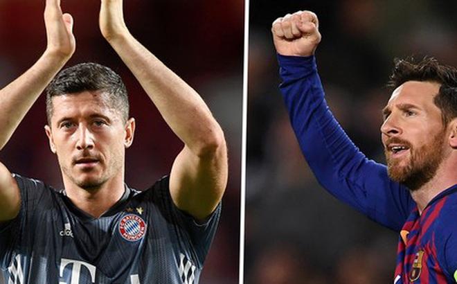 5 điểm nóng trận Barca vs Bayern: Cuộc chiến của người nhện và sát thủ