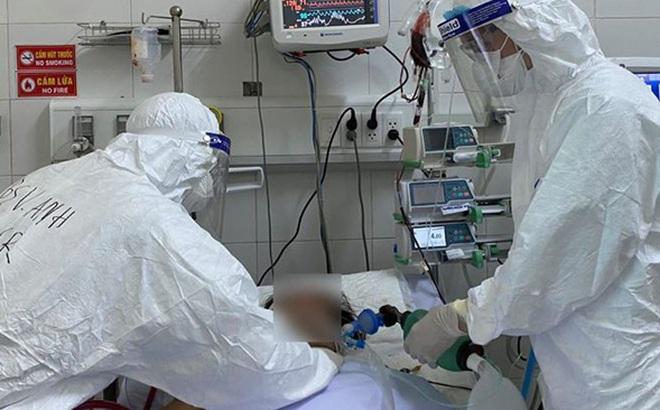 Chuyên gia BV Bạch Mai: Chúng tôi nỗ lực từng phút từng giây cứu bệnh nhân COVID-19