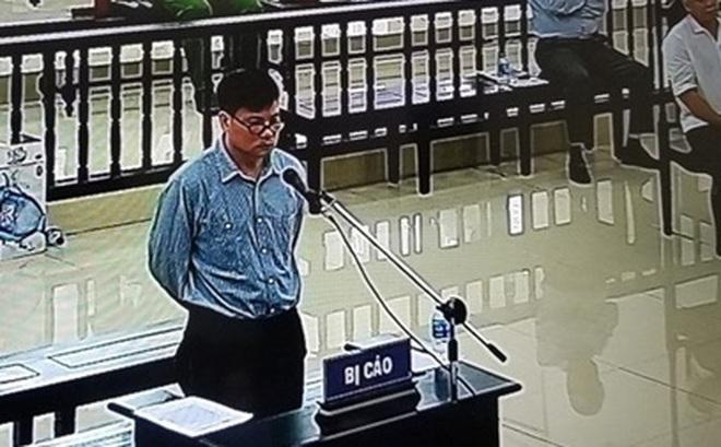 Y án 10 năm tù đối với bị cáo Trương Duy Nhất