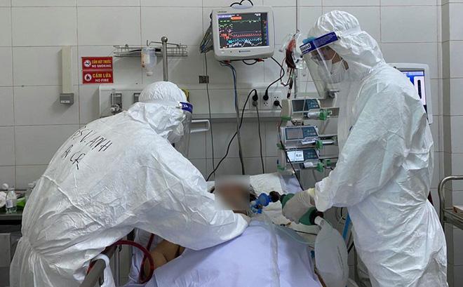 Bệnh nhân COVID-19 số 699 tử vong