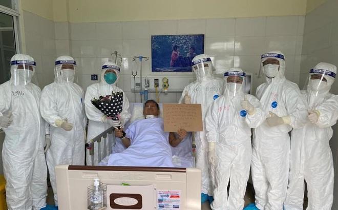 2 bệnh nhân COVID-19 nặng đã được công bố khỏi bệnh, trong đó có 1 người từng phải chạy ECMO